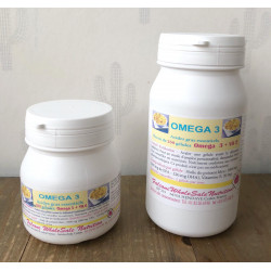 OMEGA 3 + Vit. E (Capsules)