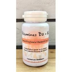 Vitamine D3 + K2
