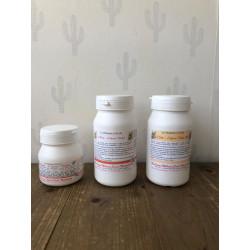 C-Salts + L-lysine + L-proline